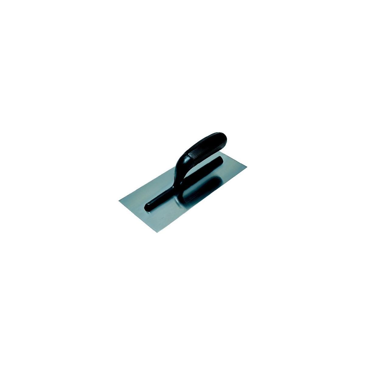 FRATTONE LISCIO MANICO PVC 280X120 INOX
