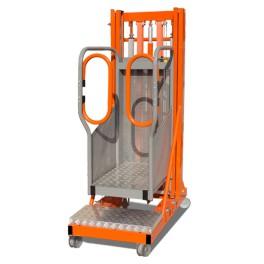 Piattaforma mobile a sollevamento verticale  Up Lift 5 HD120